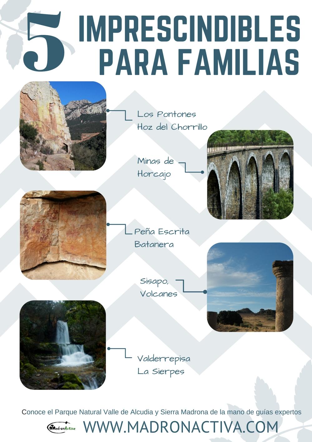 las 5 rutas imprescindiblesde Alcudia y madrona