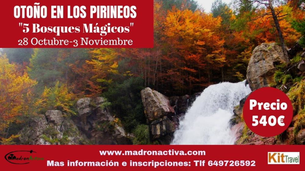 otoño pirineos