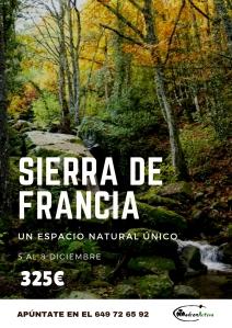 sierra francia