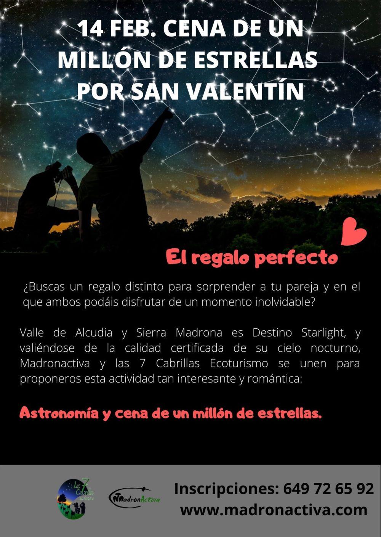 ASTRONOMÍA SAN VALENTÍN