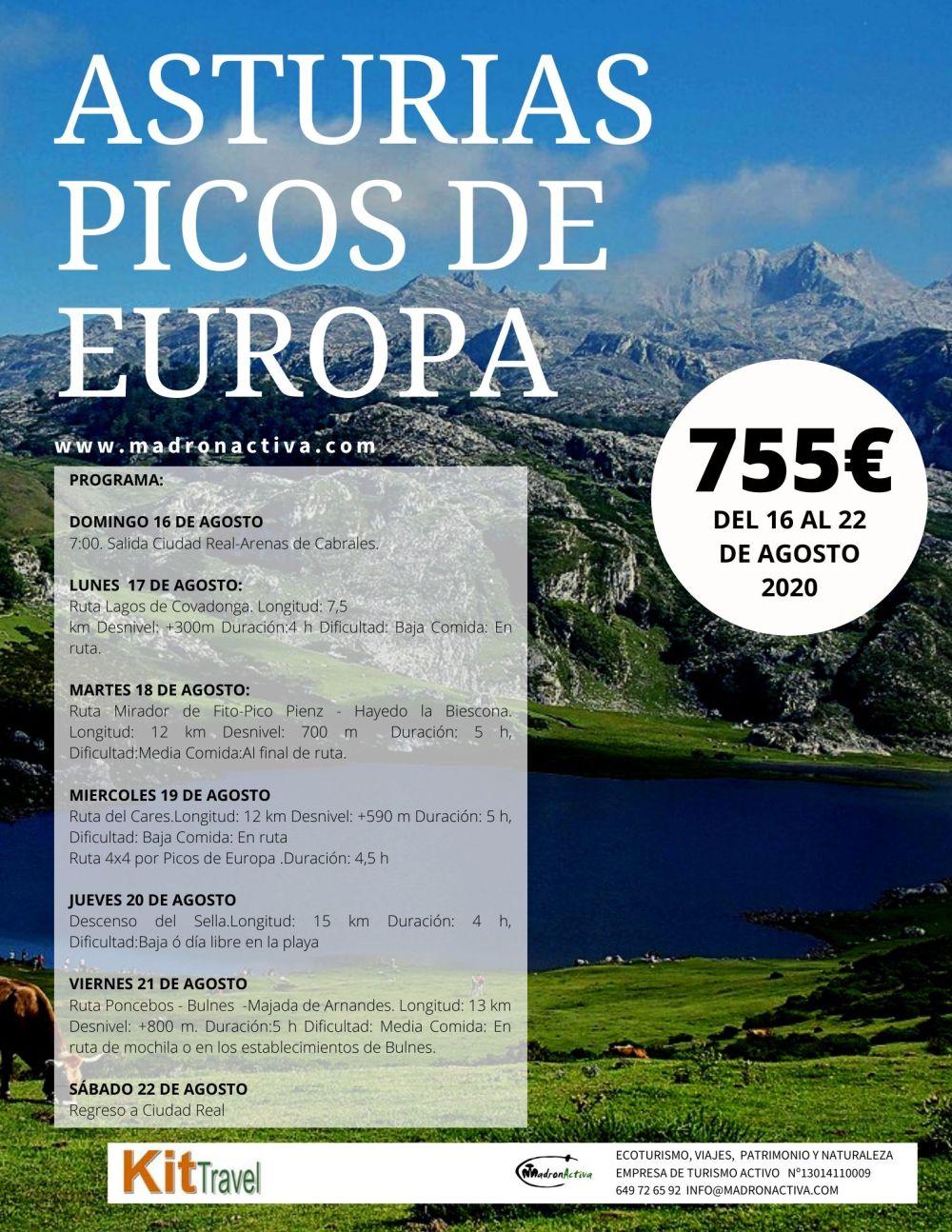 Pico europa