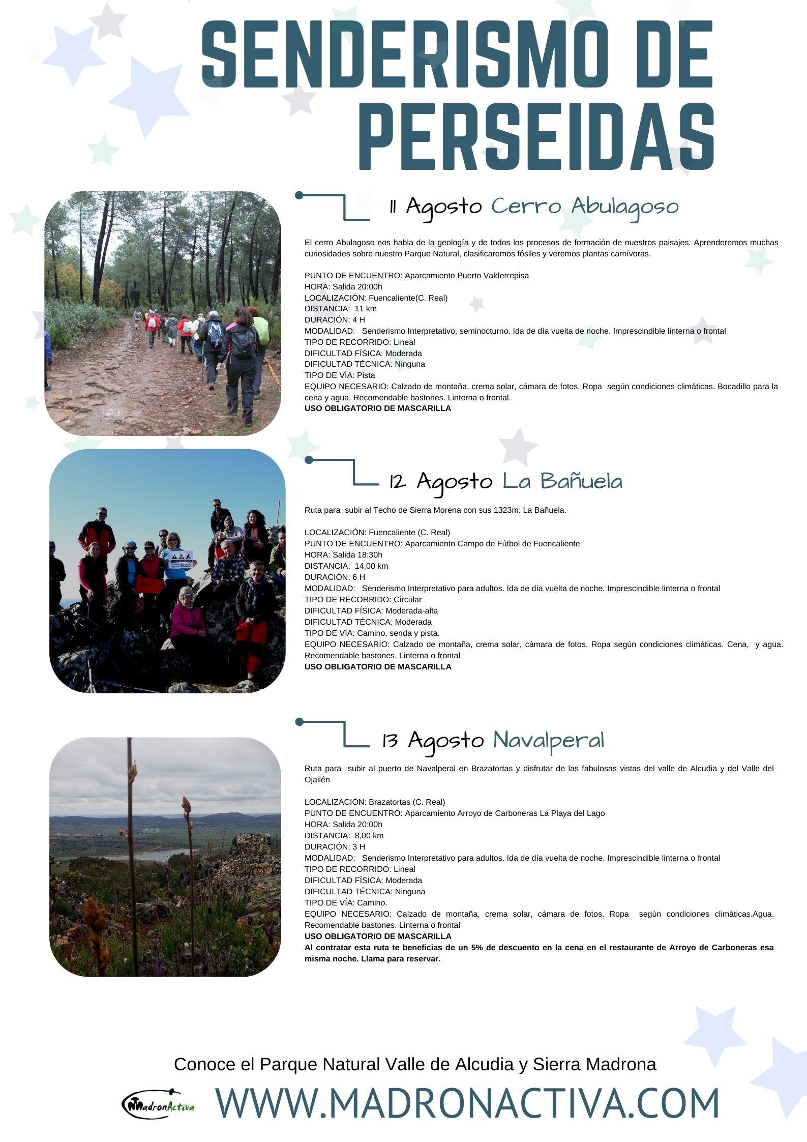 las 5 rutas imprescindiblesde Alcudia y madrona (1)