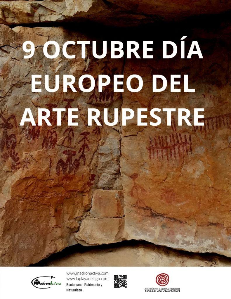 9 de Octubre es el día Europeo del Arte Rupestre y Madronactiva realizará actividades en Valle de Alcudia y Sierra Madrona